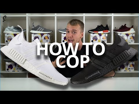 new lifestyle half off thoughts on HOW TO COP adidas NMD R1 Japan BOOST Pack