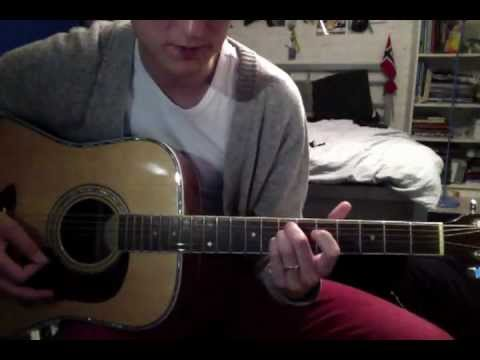 Skinny Love - DETAILED Guitar Tutorial