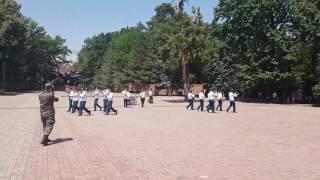 Военный оркестр 5513 город тараз