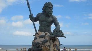 Вирджиния-Бич - самый длинный пляж мира