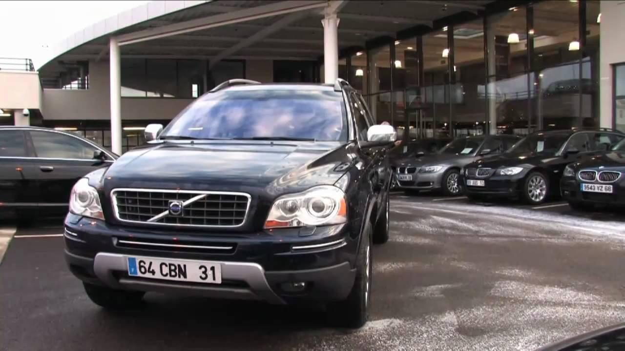 essai occasion volvo xc90 youtube. Black Bedroom Furniture Sets. Home Design Ideas