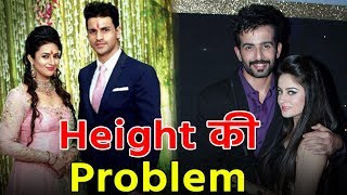 इन Couples की Height Difference बन जाती है Problem
