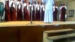 uniben's choir.mp4