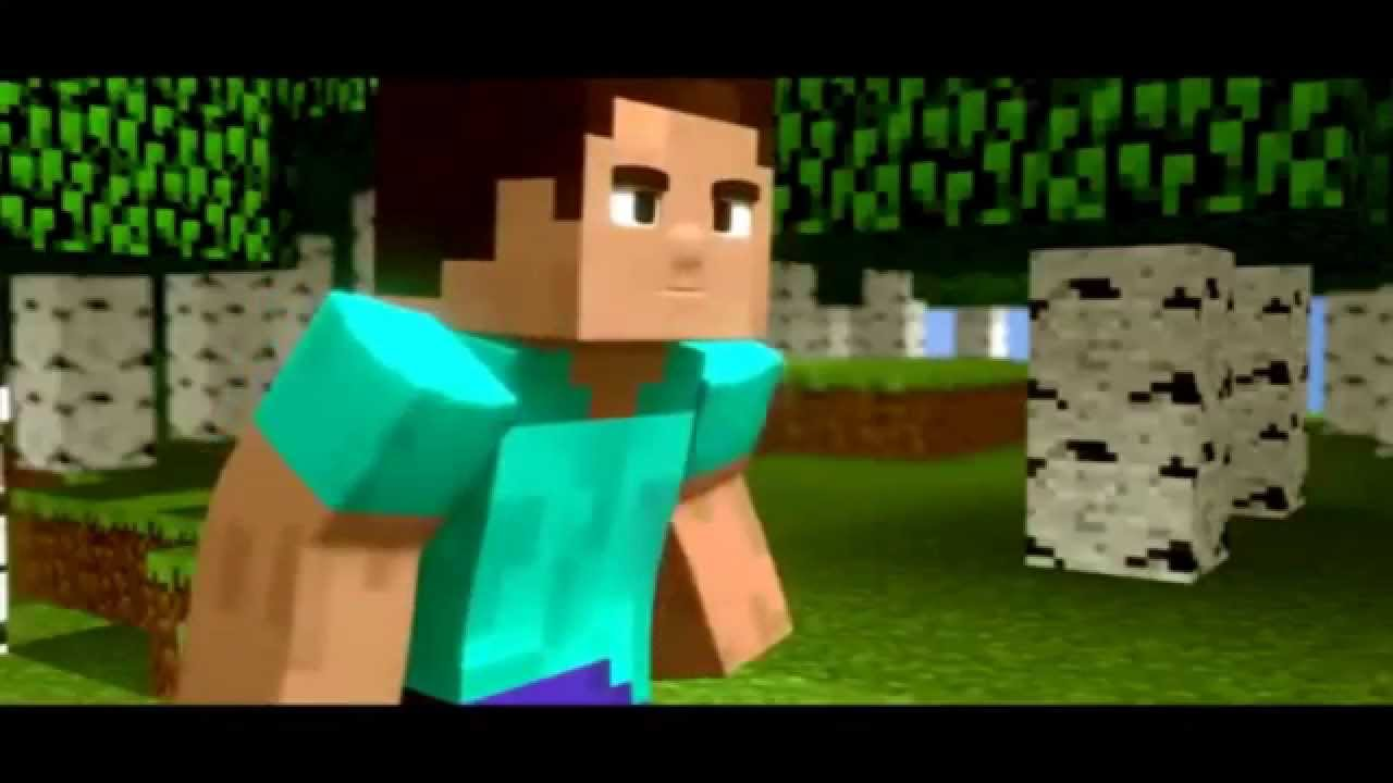 top 10 minecraft music videos 2013