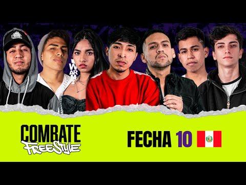 Fecha 10 - PERÚ |COMBATE FREESTYLE