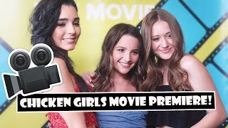 Chicken Girls Movie Premiere 🎥 (WK 391.2) | Bratayley
