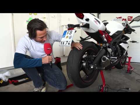 Reifentest | Conti Race Attack Comp