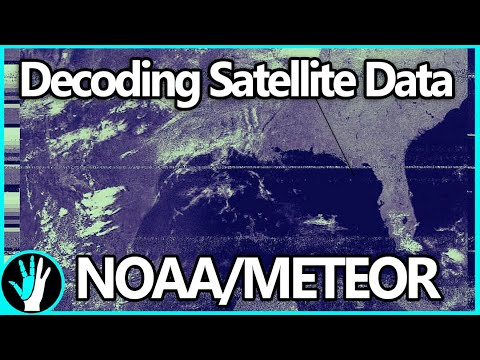 Receiving Images From Satellites Part 2: Decoding and Demodulating NOAA and METEOR Transmissions