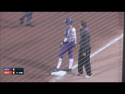 Cowgirl Softball vs. Abilene Christian