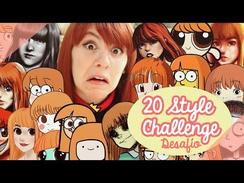 🌟 DESAFÍO: 20 Style Challenge Σ(・口・) 🌟