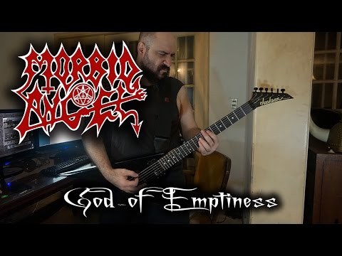 Morbid Angel - God of Emptiness - Guitar Cover