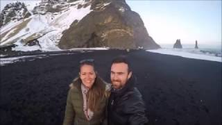 3 day South Iceland road trip March 2017