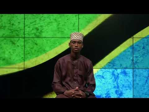 ZAKARIA SHEHA - TANZANIA (Mashindano ya Quran Tukufu)
