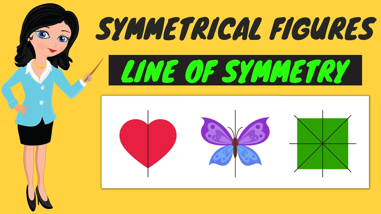 small resolution of Symmetrical And Asymmetrical Shapes   Math   Grade-3