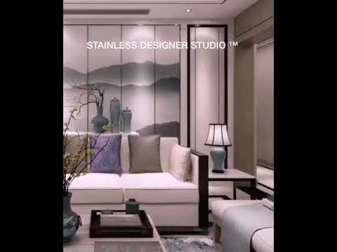 Stainless Steel PVD Profiles by STAINLESS DESIGNER STUDIO (SDS)