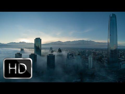 Ciudades Hermosas: Santiago de Chile Vs Lima, Perú | Latinoamérica 2017 HD