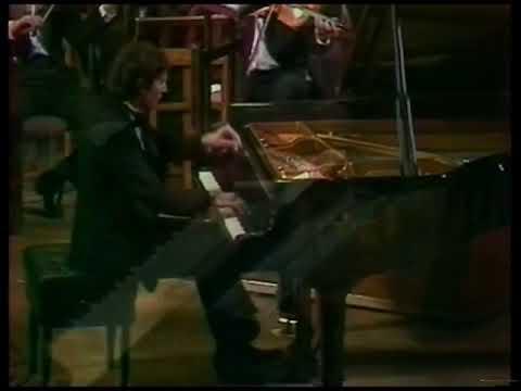 Boris Berezovsky - Rachmaninoff Concerto N 3 - 1990