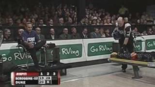 2009 Bowling US Open: Championship Match: Mike Scroggins vs Norm Duke part 1