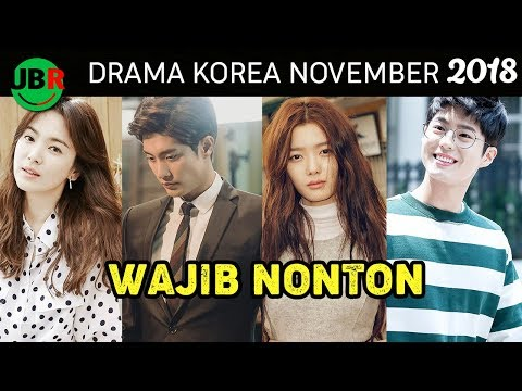 6 Drama Korea November 2018 | Terbaru Wajib Nonton #2