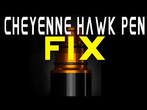 Cheyenne Hawk Pen HOW TO FIX