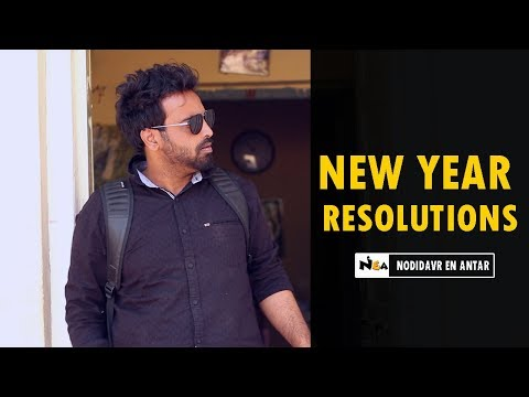 NEA-NEW YEAR RESOLUTIONS |UTTAR KARNATAKA VINES|