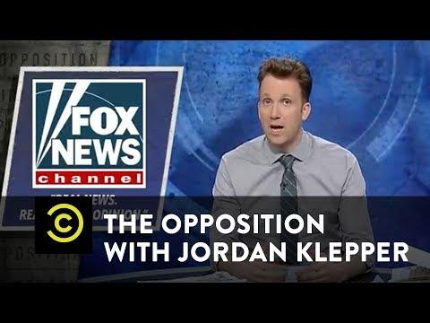 Fox News Gets a New Slogan - The Opposition w/ Jordan Klepper