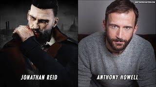 Vampyr Characters Voice Actors