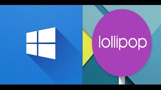 How to Dual Boot Windows 10 with Android OS 5.0/5.1/6.0 lollipop