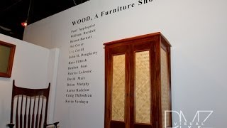 Escondido Art Partnership Municipal Gallery - Wood, A Furniture Show V Davidi Zumaya Photography