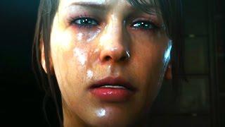Metal Gear Solid 5 - Quiet Finally Talks