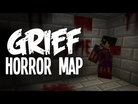 FIVE STAGES - GRIEF :: Minecraft Horror Map