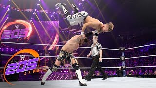 Buddy Murphy vs. Mark Andrews: WWE 205 Live, Nov. 7, 2018