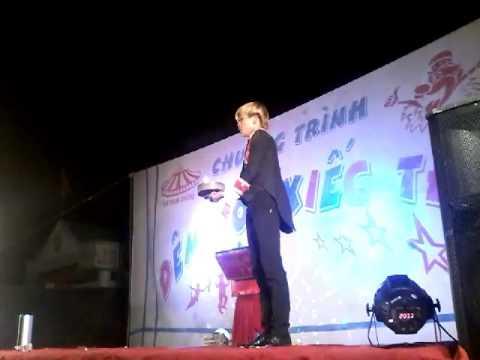 ảo thuật minh thảo rạp xiếc Việt Nam