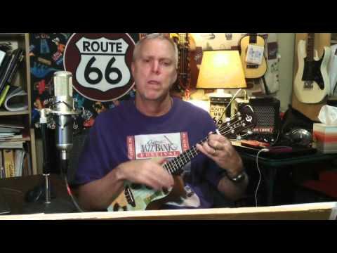 Waltz Across Texas, cover, 216th season of the ukulele,