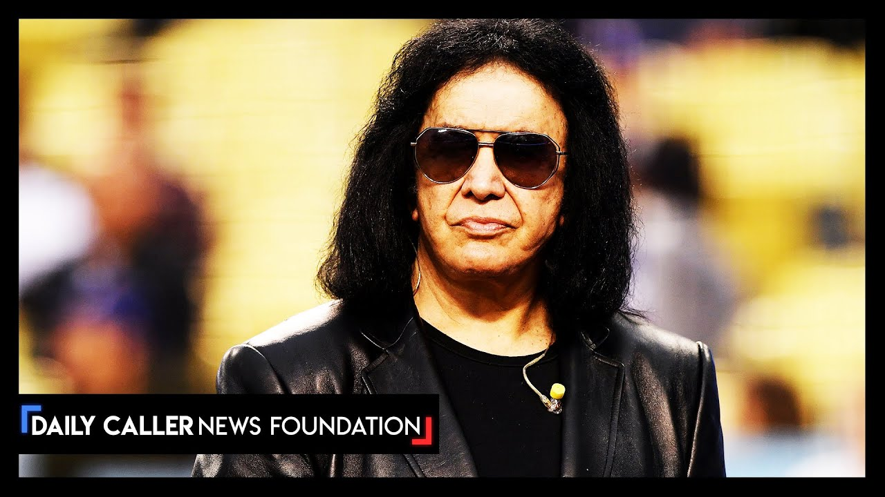DC Shorts Gene Simmons: Don't Be Ashamed To Say God Bless America