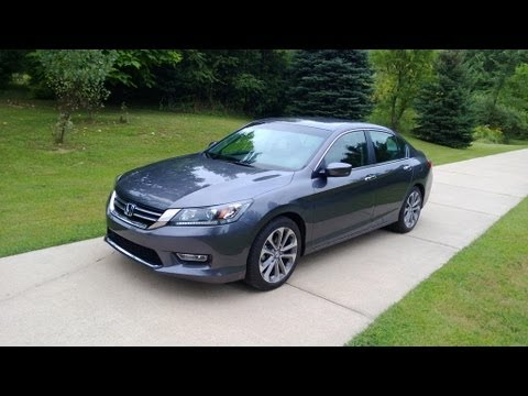 2013 Honda Accord Sport Review