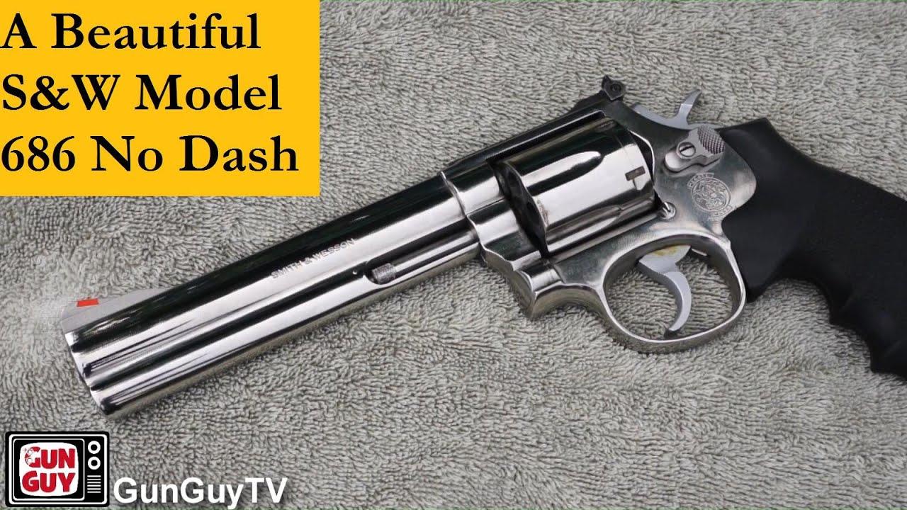 686 inch barrel dash