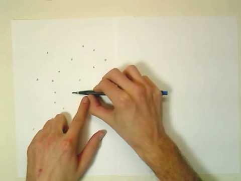 How To Draw Triangulation Art