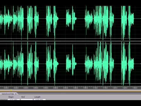 How to Mix Vocals and Guitar in Adobe Audition