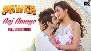 Aaj Amaye | Power | পাওয়ার | Jeet | Nusrat | Jeet Gannguli | Rajiv Kumar | 2016 in wonderful video.