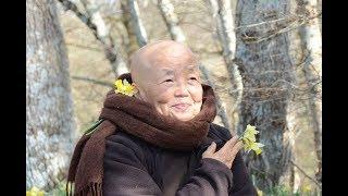 🍂 🍂 🍂 Sư cô CHÂN KHÔNG (Làng Mai) hướng dẫn tập THIỀN BUÔNG THƯ