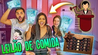 LEILÃO DA MANSÃO LOURES DE COMIDAS !!!