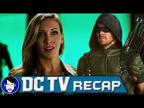Arrow Season 5 - Laurel Lance is Alive?!? | DCTV Recap