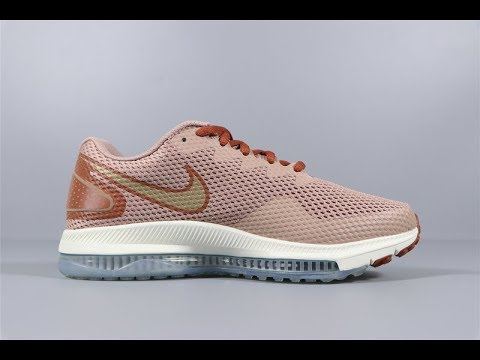 39cee8aa4ef Nike Zoom All Out Low 2.0 Women Running Shoes From Robert - YouTube
