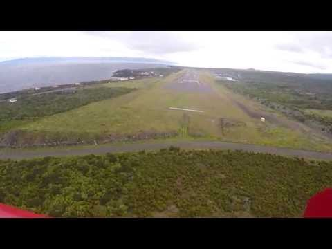 Landing and TakeOff Pico Azores LPPI