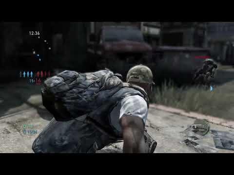 The Last of Us online SCREW JOB 2