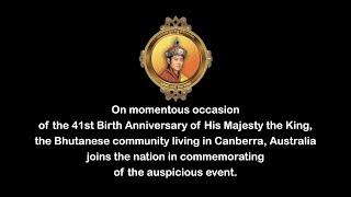 Druk Gi Gyalpo (Sonam Wangdi & Tenzin Wangmo) Tribute To The King - Cultural Dance |4K|