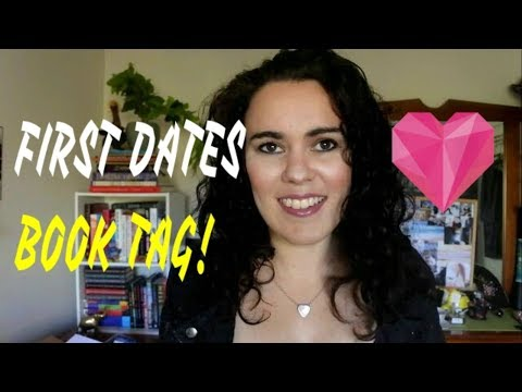 First Dates Book Tag
