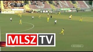 Swietelsky Haladás - Mezőkövesd Zsóry FC | 2-2 | (1-1) | OTP Bank Liga | 11. forduló | MLSZTV