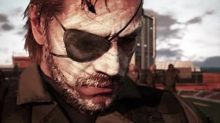 Metal Gear Solid V OST - Here's to You [Extended]